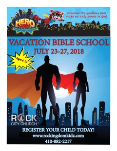 Rock City Church Vacation Bible School