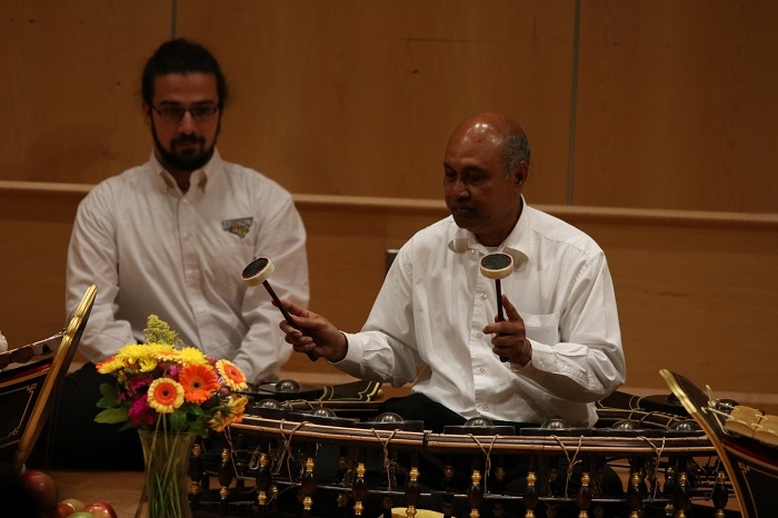 Steel Pan and Cambodian Music Ensembles Showcase (Performance)