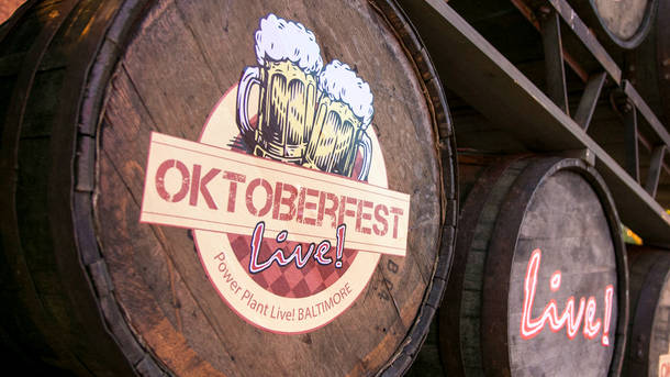 Oktoberfest at Power Plant Live!