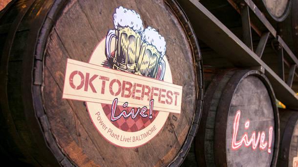 Oktoberfest at Power Plant Live!