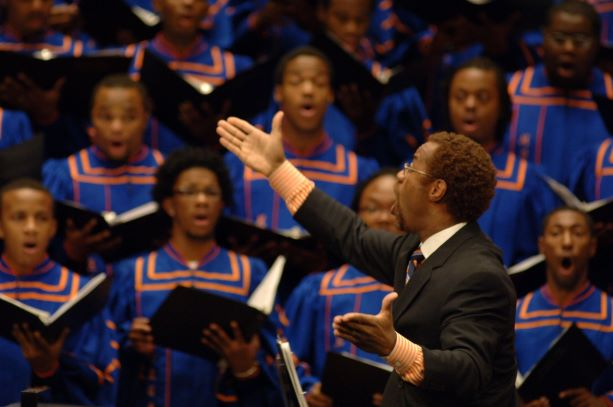 Community Concerts at Second: Morgan State University Choir