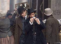 Flicks from the Hill: Sherlock Holmes