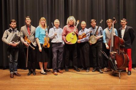 Helicon's 33rd Reunion Winter Solstice Concert with Charm City Junction and The Ken & Brad Kolodner Quartet
