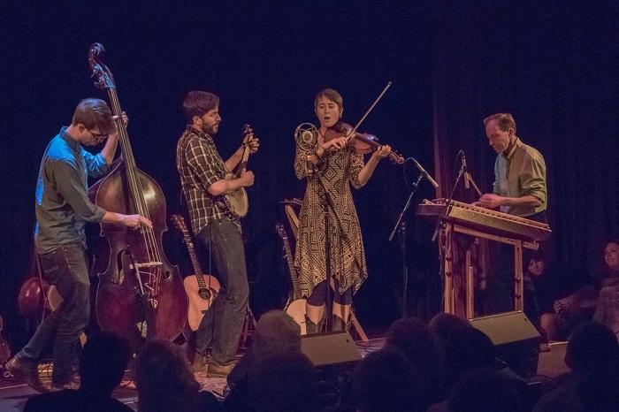 The 5th Annual Thanksgiving Concert: The Ken & Brad Kolodner Quartet and Charm City Junction