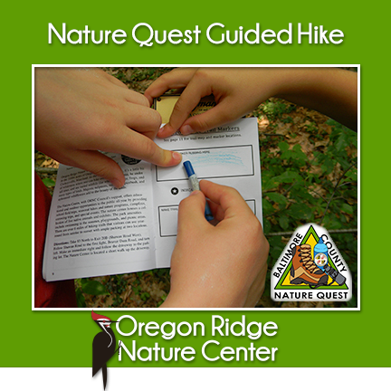 Nature Quest Guided Hike
