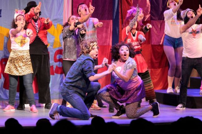 The Story Pirates at the Gordon Center - JCC