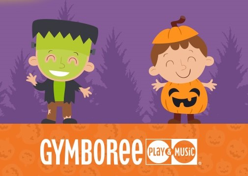 Gymb-O-ween Costume Party!