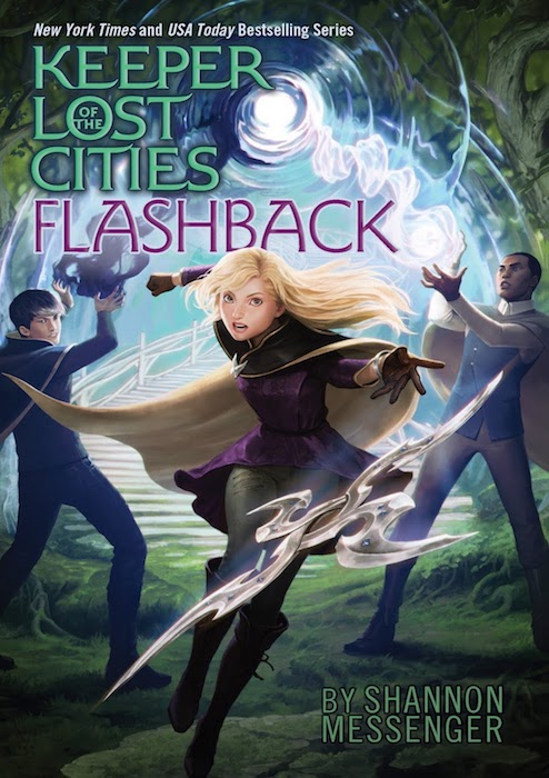 Keeper Of The Lost Cities: Flashback (Launch Celebration)