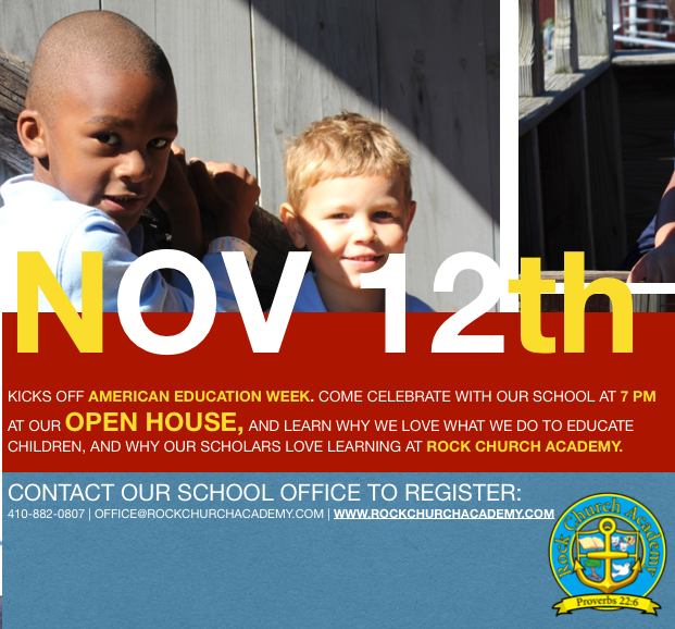OPEN HOUSE: American Education Week Kickoff