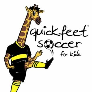 QuickFeet Soccer for Kids Classes