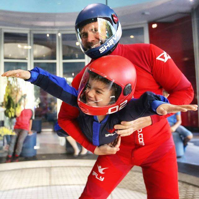 iFLY Family STEM Event