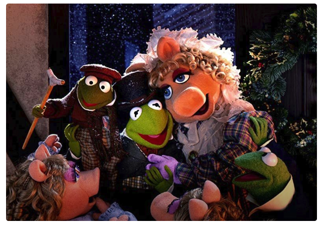 Muppet Christmas.Children S Film Series The Muppet Christmas Carol Plus Pre