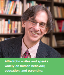 Glenelg Country School Dragon Dialogue Series Presents Alfie Kohn | Pushed Too Hard—Parenting in an Achievement-Crazy Culture