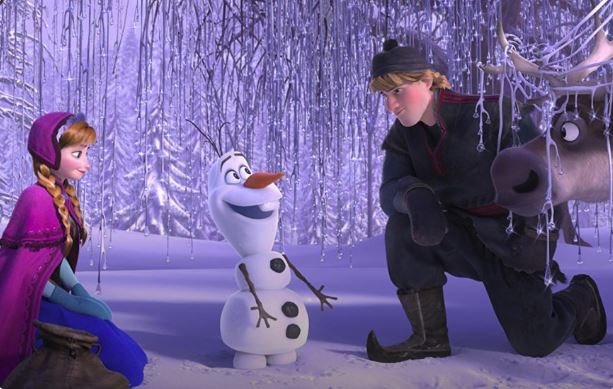 Children's Film Series : Frozen