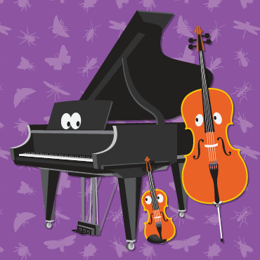 BSO Presents Music Box: Bugs