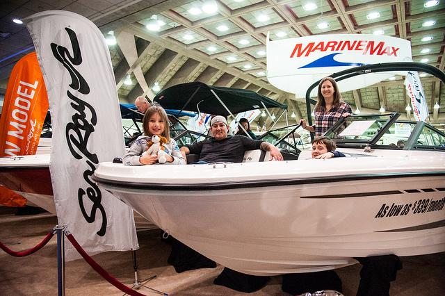 2019 Progressive Baltimore Boat Show