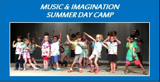 Music & Imagination Summer Day Camp!
