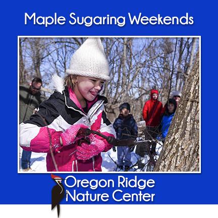 Maple Sugaring Weekends