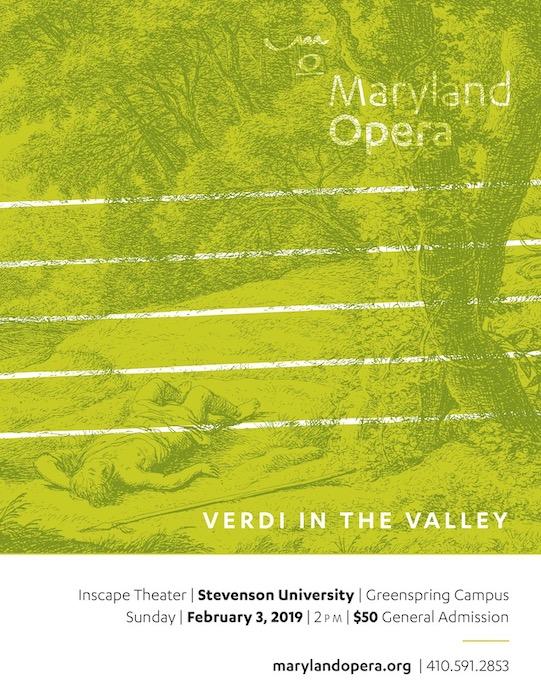 Verdi in the Valley