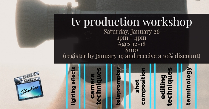 TV Production Workshop
