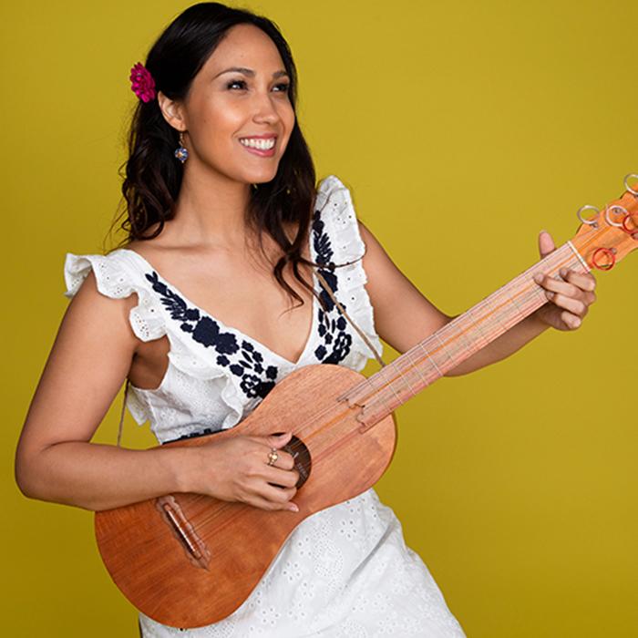 Saturday Morning Tunes bilingual show with Sonia De Los Santos at WTMD!