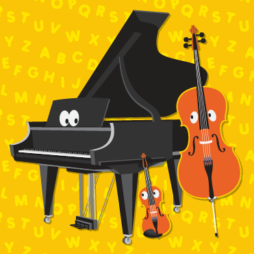 BSO Music Box: Alphabet Soup
