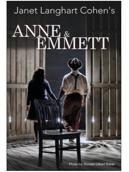 Theatre Morgan presents Janet Langhart Cohen's ANNE & EMMETT