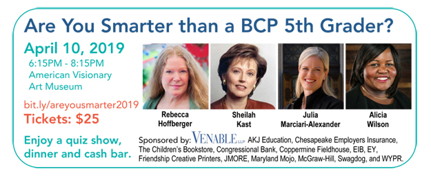 Are You Smarter Than a BCP 5th Grader? 2019