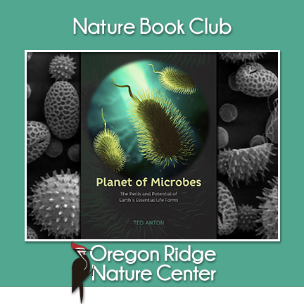 Nature Book Club – Planet of Microbes