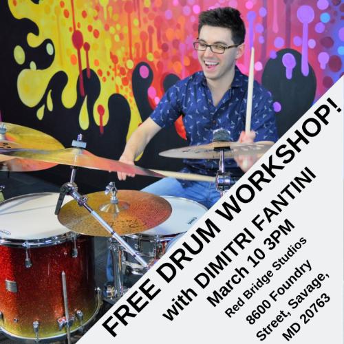 Red Bridge Drum Workshop