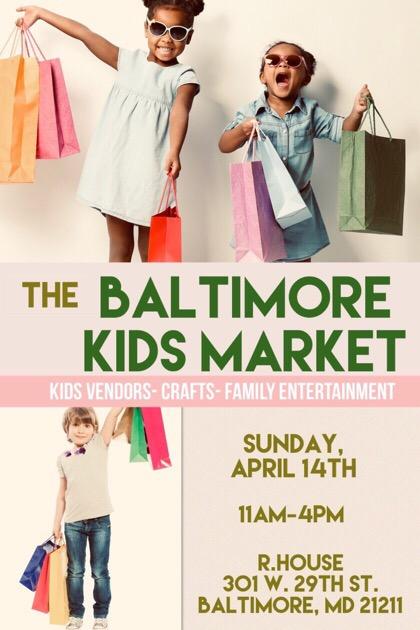 The Baltimore Kids Market