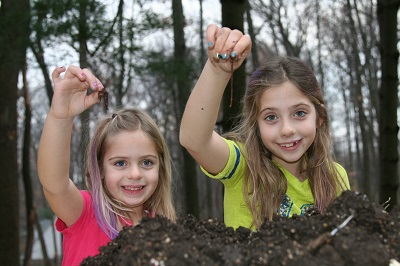 Wonderful World of Worms Open House at Sharp Farm