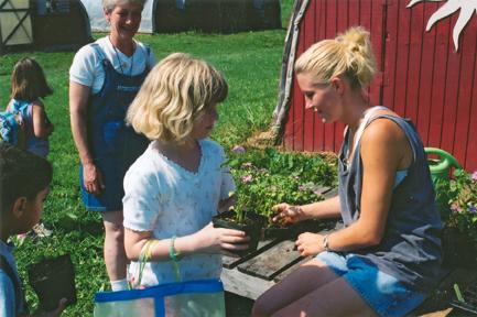 Alternative Mother's Day at Sharp Farm