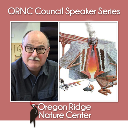 ORNC Council Speaker Series - You can't get blood from a stone, but you can get money from it: The Northampton Iron Furnace