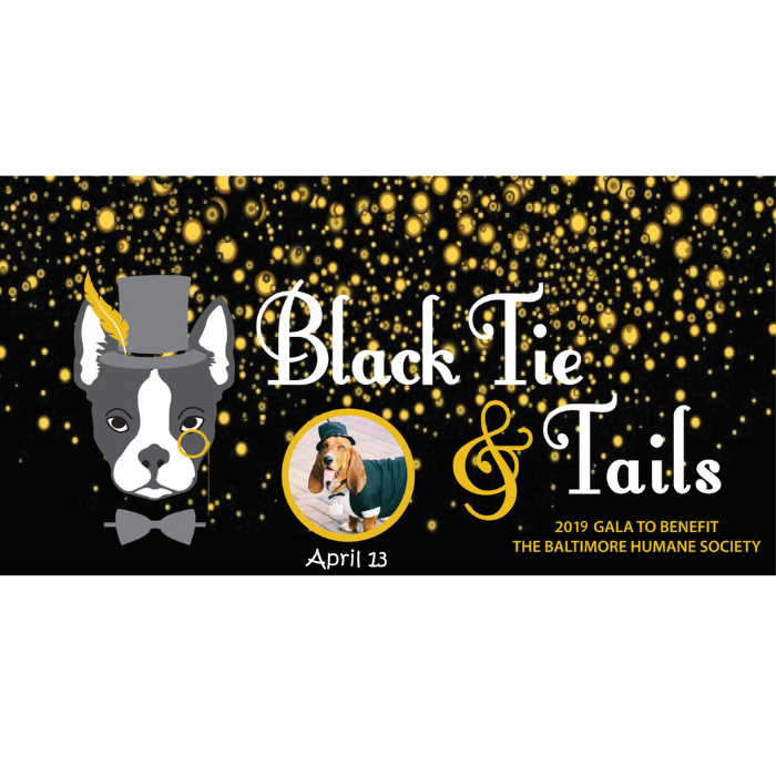 Dancing Dogs in Tuxedos! Bring a Friend! Bring a Pup! It's the most unique gala of the year.