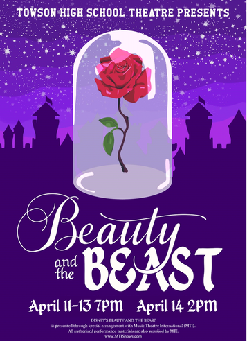 Towson High School presents Beauty and the Beast