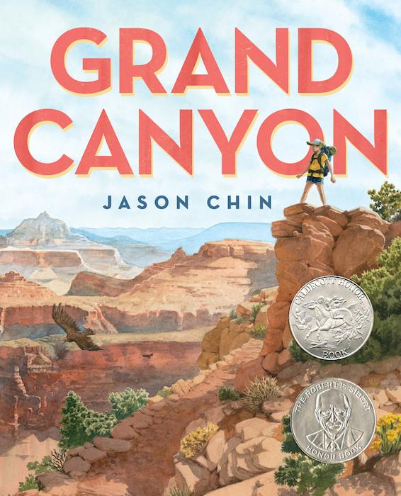 Award-Winning Author/Illustrator Jason Chin