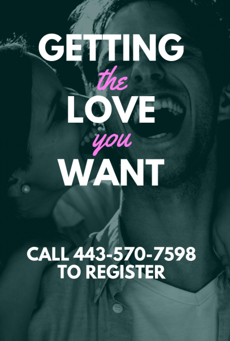 Getting the Love You Want Intensive Marriage Retreat
