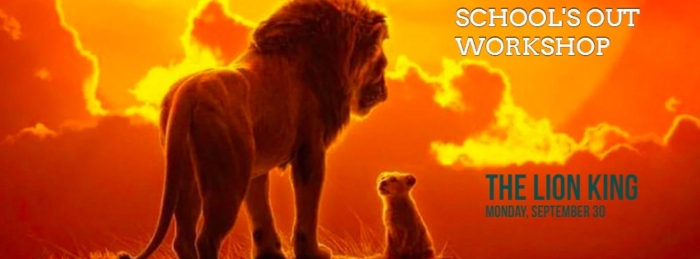 School's Out Drama Workshop: The Lion King