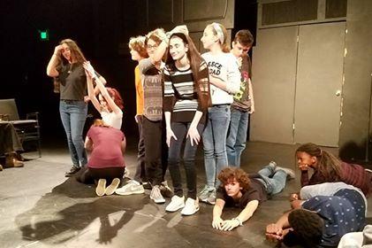 WORKSHOP: Improv for Teens!