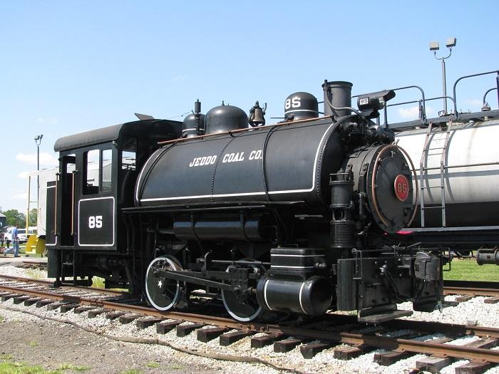 Steam Train Rides on the Stewartstown Railroad