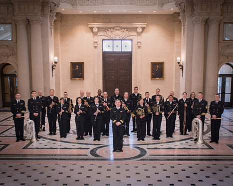 United States Naval Academy Band Concert