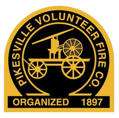 Pikesville Volunteer Fire Company Open House
