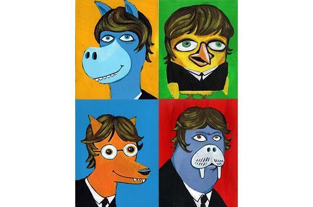 Beatles Family Festival with Yellow Dubmarine