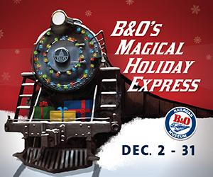 Magical Holiday Express