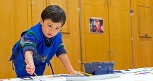 Weekend Family Fun: Drop-In Art