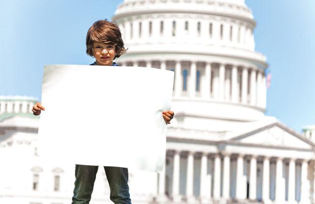 kids and politics