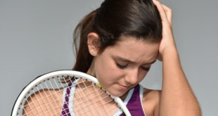 young athlete's mental health
