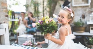 Kids and weddings