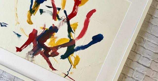 What To Do With Kid Art